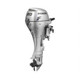 Подвесной 4-х тактный бензиновый лодочный мотор HONDA  BF20DK2-SR-TU